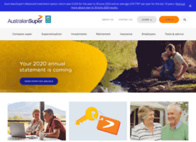 Australiansuper.com