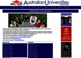 Australianuniversities.com.au
