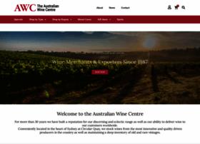 australianwinecentre.com