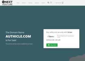 authicle.com