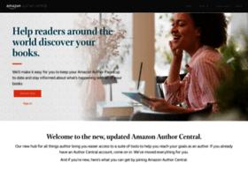 authorcentral.amazon.co.uk