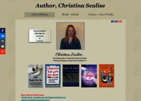 authorchristinascalise.com
