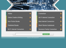 authorconnection.com