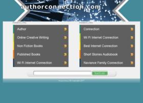 authorconnection.com