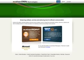 authorgen.com