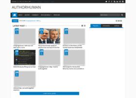 authorhuman.blogspot.nl