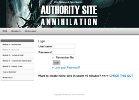 authoritysiteannihilation.com