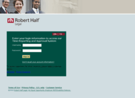 authorize.roberthalflegal.com
