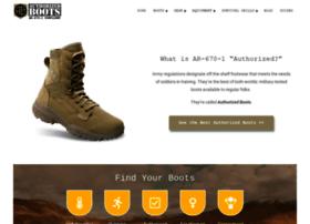 authorizedboots.com