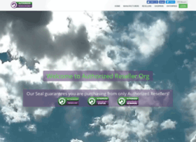 authorizedreseller.org