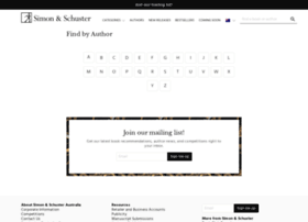 authors.simonandschuster.com.au