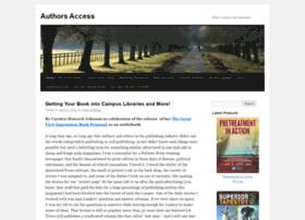 authorsaccess.com