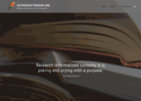 authorsafterdark.org