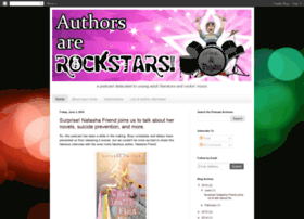 authorsarerockstars.com