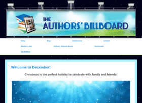 authorsbillboard.com