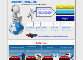 authorsglobal.com