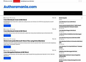 authorsmania.com