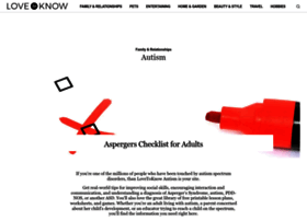 autism.lovetoknow.com