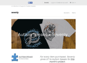 autismspeaks.sevenly.org