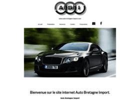 auto-bretagne-import.com