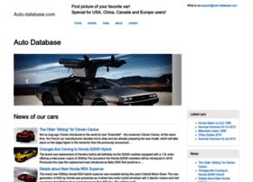 auto-database.com
