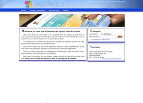 auto-ecole-duez.packweb2.com