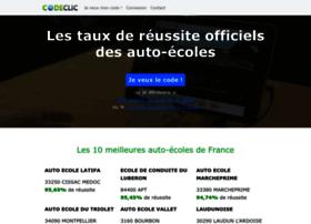 auto-ecole.codeclic.com