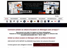 auto-import-allemagne.com
