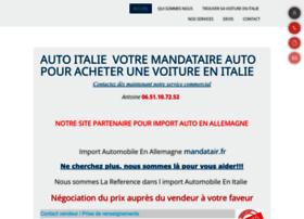 auto-italie.fr