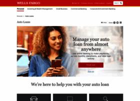 auto-loans.wellsfargo.com
