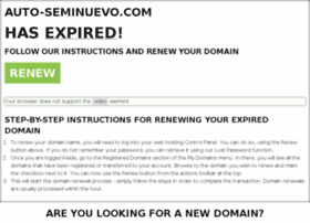 auto-seminuevo.com
