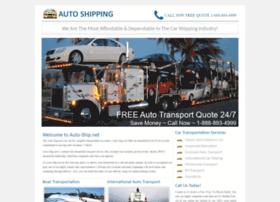 auto-ship.net