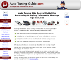 auto-tuning-guide.com