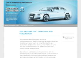 auto-verkaufen-koeln.jimdo.com
