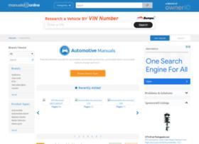auto.manualsonline.com