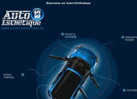 auto13esthetique.fr