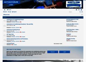 autoacforum.com