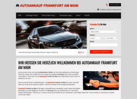 autoankauf-frankfurt-am-main.de