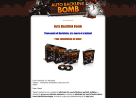 autobacklinkbomb.com