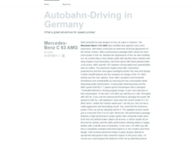autobahndriving.wordpress.com