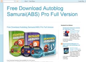 autoblogsamuraifreedownload.blogspot.com