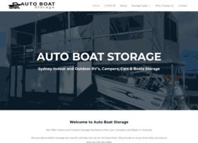 autoboatstorage.com