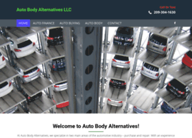 autobodyalternatives.com