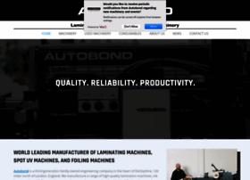 autobondlaminating.com