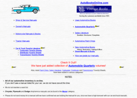 autobooksonline.com