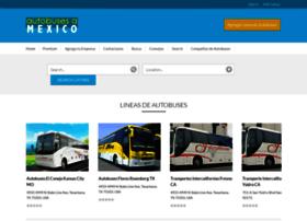 autobusesamexico.com
