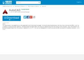 autocad.1800download.com