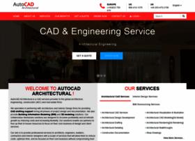 autocadarchitectural.com