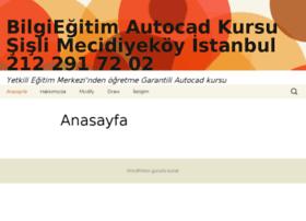 autocadkursumuz.com