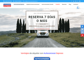 autocaravanexpress.es